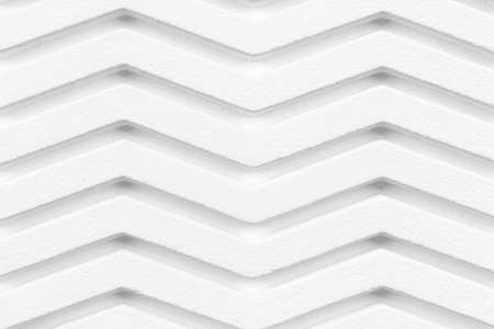 Abstract architecture white and gray wavy pattern with curved lines background. Backgound texture 写真素材