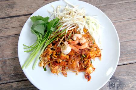 Thai Fried Noodles, Pad Thai photo