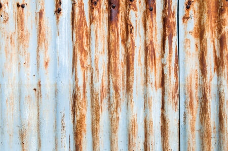 galvanized: Close up Rusted galvanized iron plate, texture background