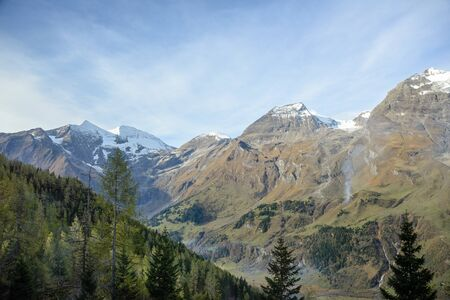 tauern: Grossglockner Mountains, Hohe Tauern National Park, The Alps, Austria