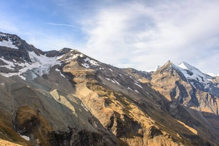 tauern: Grossglockner Mountains, Hohe Tauern National Park, The Alps, Austria