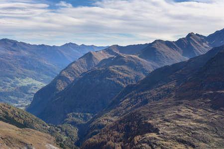 hohe tauern: Grossglockner Mountains, Hohe Tauern National Park, The Alps, Austria