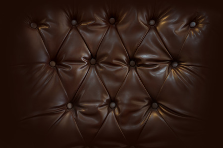 chesterfield: Close up retro chesterfield style, capitone textile background