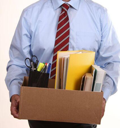 losing the job