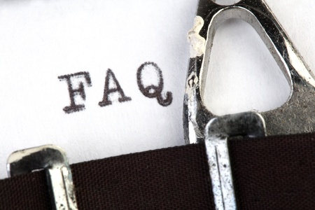 frequently asked question: Frequently Asked Question on old typewriter