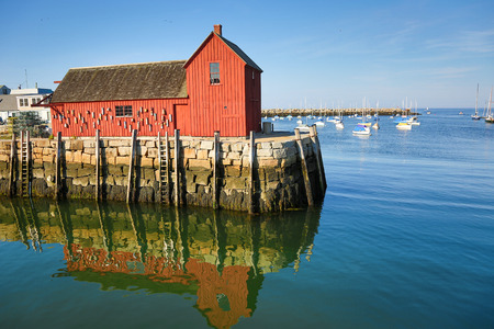 shack: Lobster shack and landmark of Rockport, MA