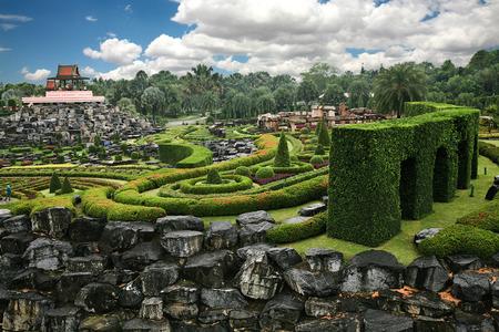 botanic: Botanic Garden In Thailand