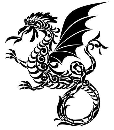 アラベスク ドラゴン