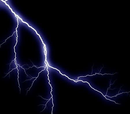 thundering: thunder