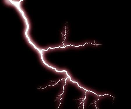 thundering: red bolt