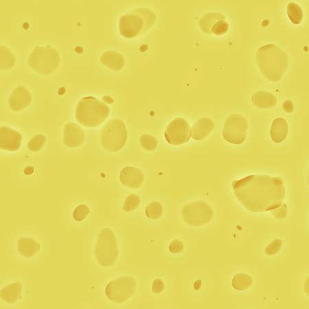 cheese texture Stock Photo - 9344877