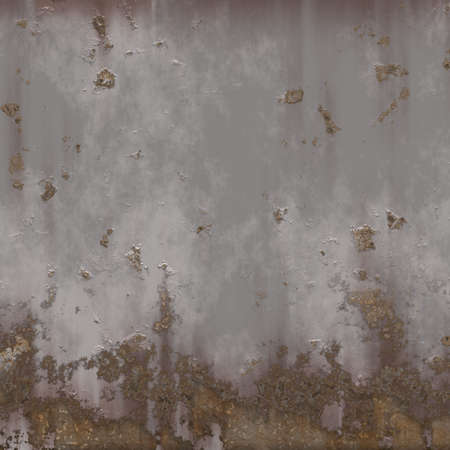 rust: metal wall