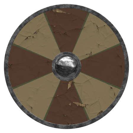 isolated shield photo
