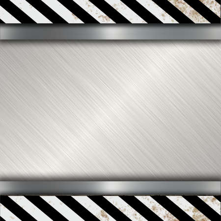 metal background Stock Photo - 9372279