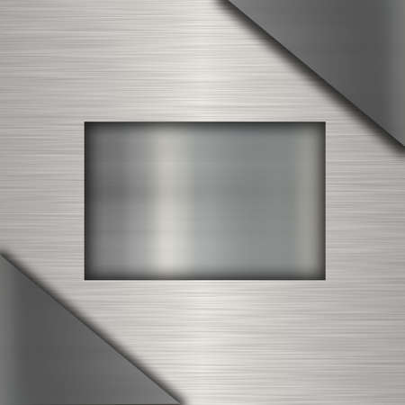 metal background Stock Photo - 9372269