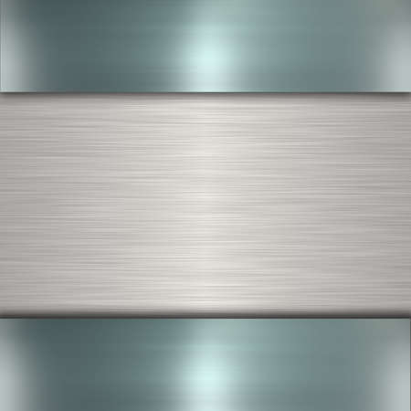 metal plate Stock Photo - 9394842