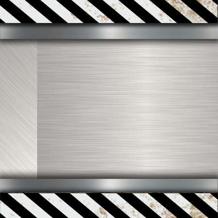 metal background Stock Photo - 9394847