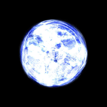 blue planet Stock Photo - 9394862