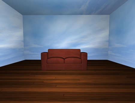 relax room Stock Photo - 9878190