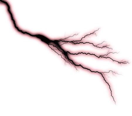 rayo electrico: trueno negro