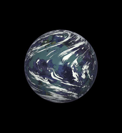 astral: blue planet