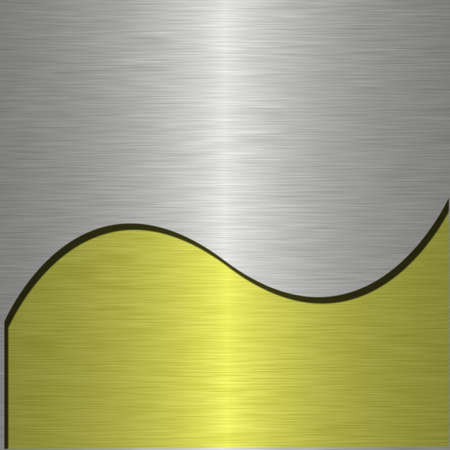 durable: metal banner
