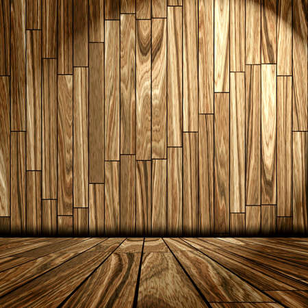 wooden room Stock Photo - 10828129