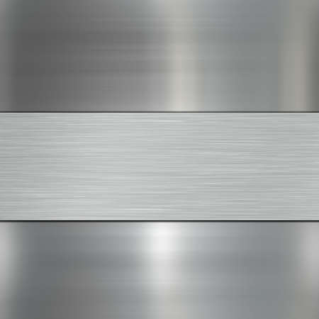 silver metal Stock Photo - 10828020