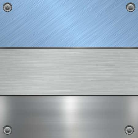 metal banner Stock Photo - 10828064
