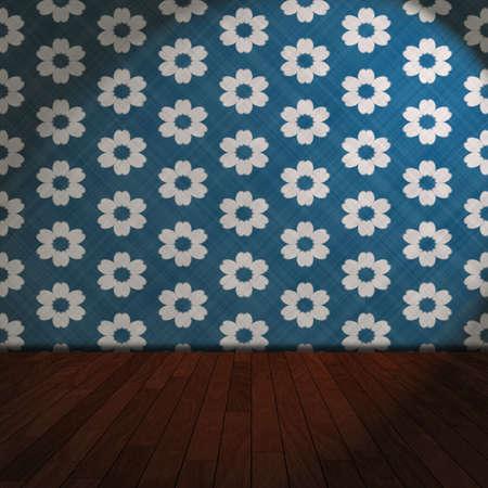 grunge room Stock Photo - 10828078