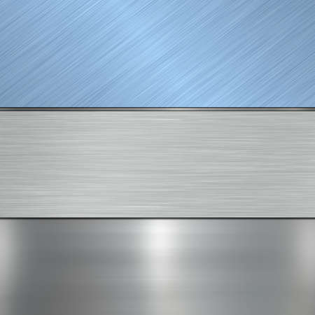 metal plate Stock Photo - 10828059