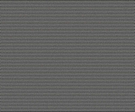 perforated: metal grill texture