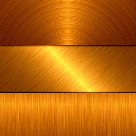 goldy: metallo dorato Archivio Fotografico