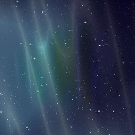 astroimage: blue nebula