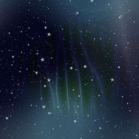 blue nebula Stock Photo - 11162051