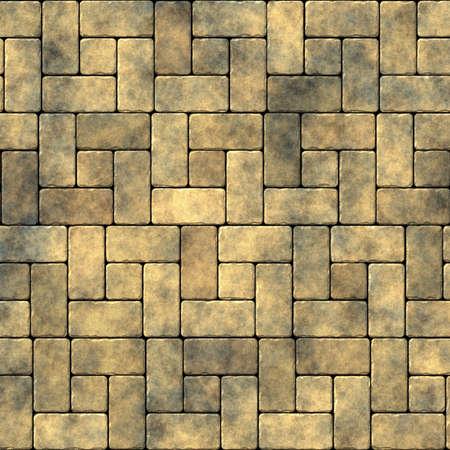 empedrado: pared de ladrillo