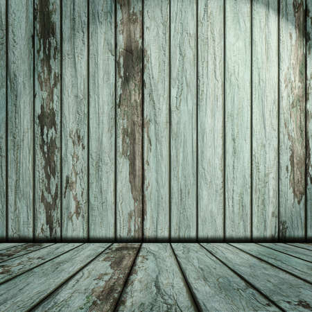 wooden room Stock Photo - 11253237