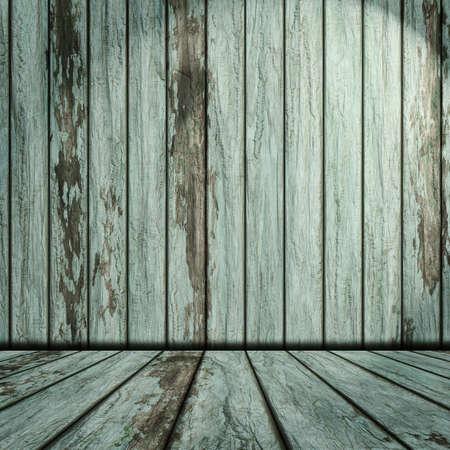 wooden room Stock Photo - 11253237