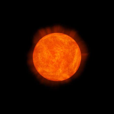 hot sun Stock Photo - 11253141