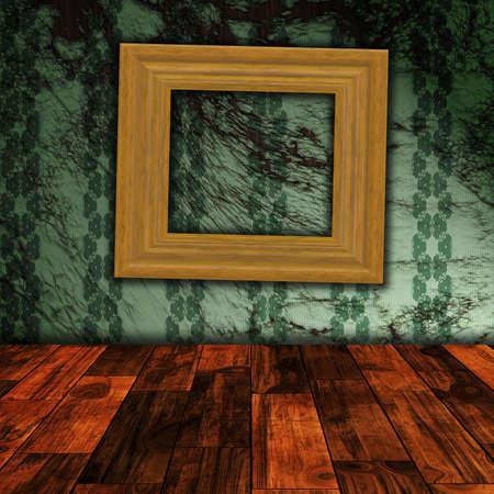 grunge room Stock Photo - 11253271