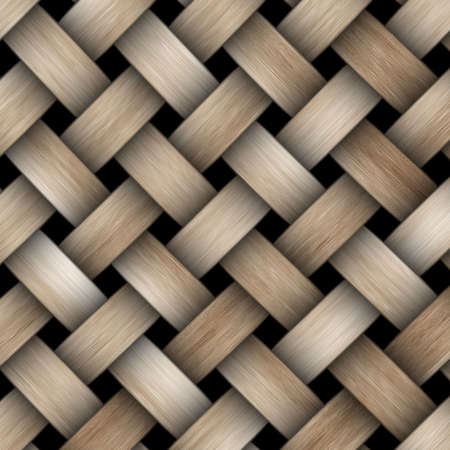 wicker: cesta de la textura