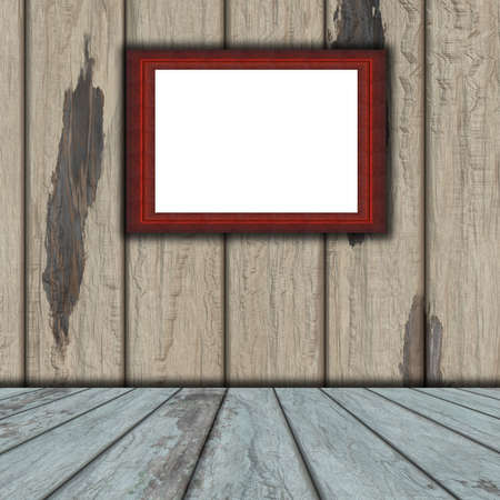 photo frame in room Stock Photo - 11412557