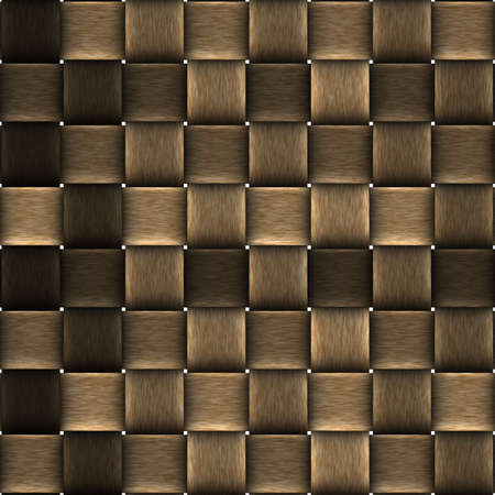 straw mat: wooden basket