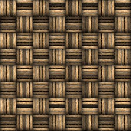 basket texture photo