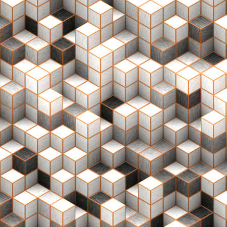 cubes background Stock Photo - 11678639