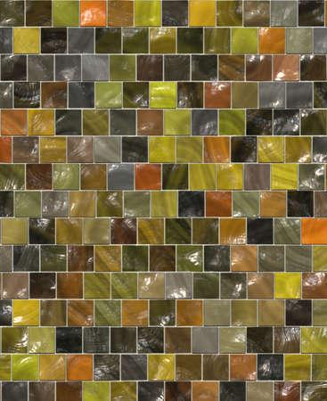 shiny floor: ceramic background