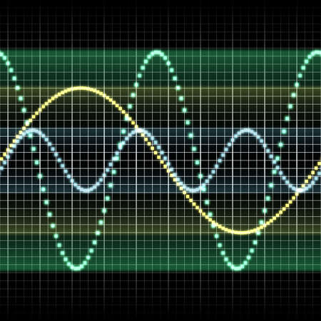 sound wave Stock Photo - 11833940