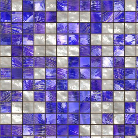 blue ceramic photo