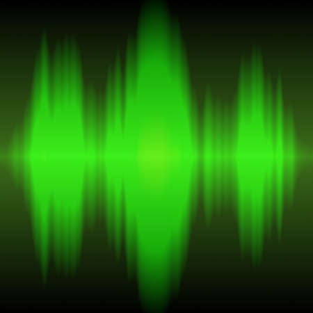 cd recorder: sound wave