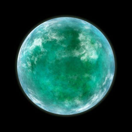 green planet photo